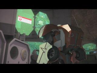 Трансфомеры:Прайм 2 серия (Тьма сгущяется 2 часть)