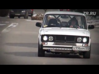 Тюнинговый ВАЗ 2106