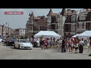 rally supercars на Рублевке