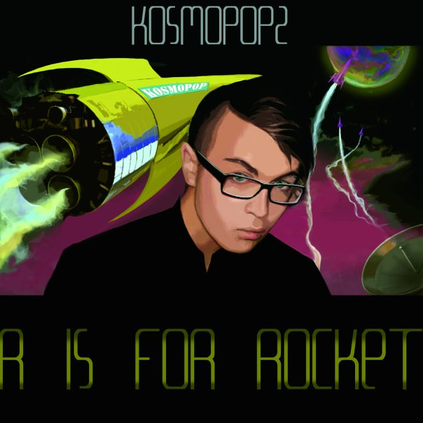 KOSMOPOP2 R IS FOR ROCKET