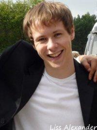 Александр Лисс, 25 августа 1988, Новосибирск, id1800087