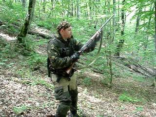 иж-81 (темповая стрельба)