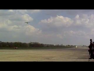 Первый взлет АН-158 First flight AN-158 Ukraine_28 апреля 2010