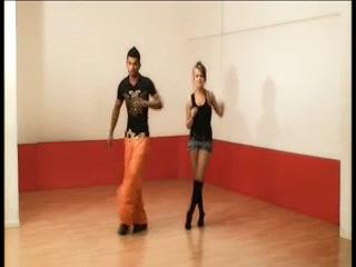 Уроки танцев Сальса — часть 2 [video-dance.ru]03
