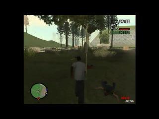 Прохождение GTA San Andreas. Миссия №32 - Сбор трупов / Body Harvest