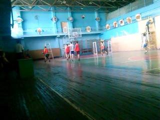 Финал Индустрального колледжа по баскетболу группы ОА 12 1 9 и АВ 12 1 9