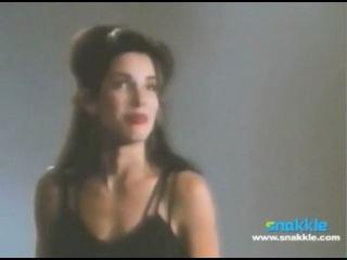 Сандра Буллок. Редкое, старое, всеми позабытое видео кинопроб (1991)