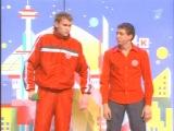КВН 2005 Премьер-Лига 1-й Полуфинал - Друзья 01