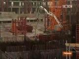 Председатель комитета по строительству призвал достроить стадион на Крестовском всем миром