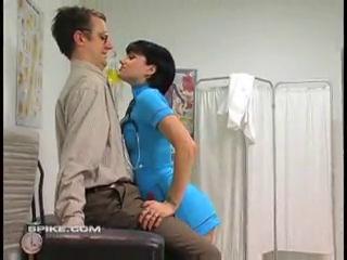 Порно для всей семьи Генитальный госпиталь (8 серия)  PG Porn Episode 8 Hennital Hospital