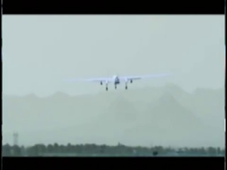 Flight test and unveiling ceremony of Fotros largest Iranian UAV