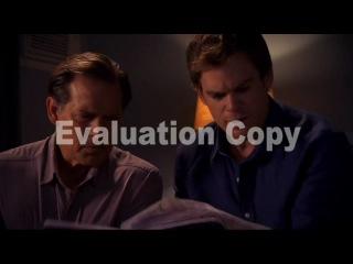 Декстер анонс 6х02 в переводе от NovaFilm