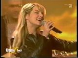 Yvonne Catterfeld - Du hast mein Herz gebrochen (Pro7 Comeback 29.03.2004) - песня Дитэра Болена (Dieter Bohlen)