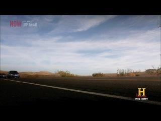 Top Gear America s03e10 - 150 MPH Challenge | Топ Гир Америка 3 сезон 10 серия - 240 км/ч (RUS 720p HD Jetvis Studio) US USA