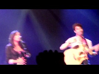 Darren Criss and Naya Rivera - Valerie (LIve at Irving Plaza)