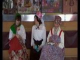 Три девицы под окном Сценка женщин на праздник мужчин