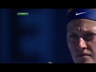 Australian Open-2012. Полуфинал. М.Шарапова - П.Квитова