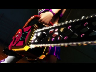 Lollipop Chainsaw. Official Trailer
