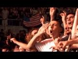 Rammstein - Amerika (Реальное выступление,живой звук 2005)