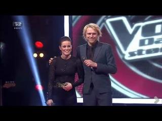 Робби Уильямс в Дании 10-11-12 FEEL