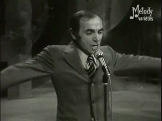 Charles Aznavour – Les deux guitares