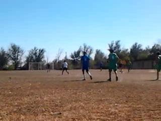 Арзгирский футбол. Бессмысленный и беспощадный