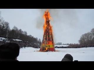 Масленица 2012 в Вологде..