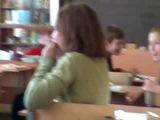 что происходит в школе когда выходит учитель(мой класс.6Б)