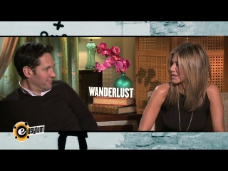 Paul Rudd & Jennifer Aniston on Nudist & Genital Grooming