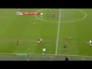 Товарищеский матч 2011 / Англия - Швеция / Футбол 2 / 2 тайм