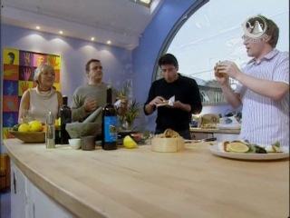 Жить вкусно с Джейми Оливером - Эпизод 16   Jamie Oliver - Oliver's Twist - Episode 16