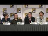 Выпуск 1. Теория большого взрыва - видео с панели Comic Con 2011 (RUS)