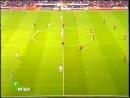 Лига Чемпионов 1999-00 Четвертьфинал Первый матч Реал Мадрид - Манчестер Юнайтед