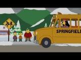 Симпсоны Пародии на сериалы Флинстоуны Гриффины Царь горы Американский папаша и Южный парк