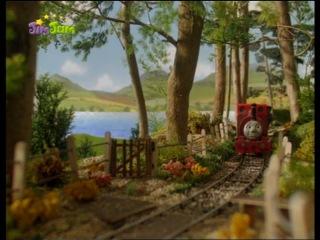 Томас и его друзья: Домой наконец. 4 сезон 9 серия