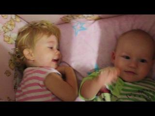 Детки наши сладкие!