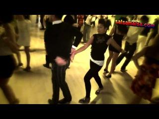 Adrian Tenorio & Ozlem Sevimkan @ Istanbul International Dance Festival 2011