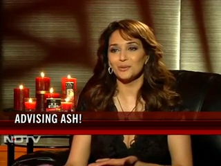 Madhuri's wishes for mommy-to-be Ash