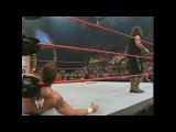 Randy Orton vs Cactus Jack (Backlash 2004 Hardcore match, WWE Intercontinental Championship)
