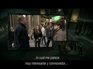 Поцелуй Гарри и Джинни (Blu-ray ДС2)