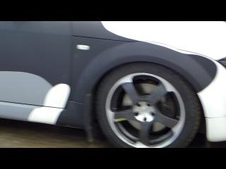 AUDI TT - глубкий тюнинг с пневматикой