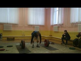 Коношевич Денис.161 кг.