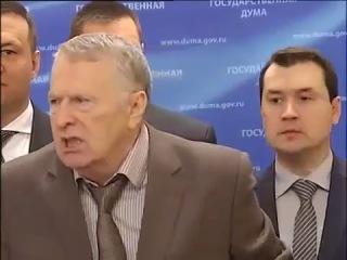Жириновский раскол Украины Украину спасет только раскол Евромайдан 2014