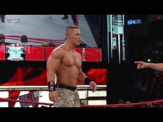 WWE Vengeance 2011 на русском языке от 545TV. Часть 3. комментаторы Олег Манылов и Валентин Нарчук