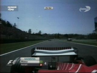 Формула 1 Гран-При Сан-Марино 4-я гонка сезона 2006