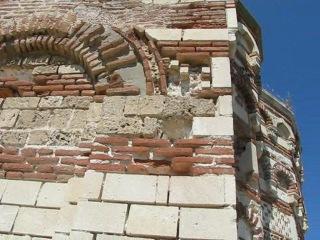 Старый Несебр. Церковь Св. Иоанна Алитургетоса, XIV век.