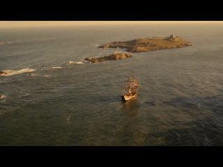 Остров сокровищ Treasure Island сезон 01 эпизод 02 2012