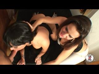 Jordan Perry & Samia Duarte - Dando por culo a la frutera
