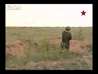 Учения армии в Волгограде.