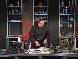 Суп с морепродуктами - Sopa de marisco